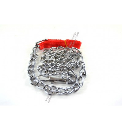 CHAIN LEADS DOG 4.0MM X 1.2MT
