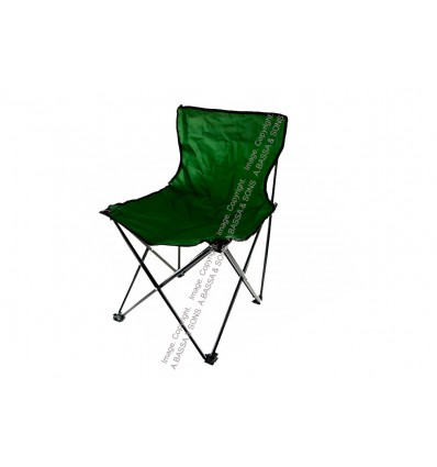 CHAIR CANVAS FOLDING  LARGE