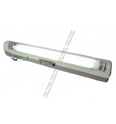 RECHARGEABLE LIGHTS 205B 2X20W
