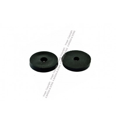 "TAP WASHERS BLACK 3/4"" HEAVY"