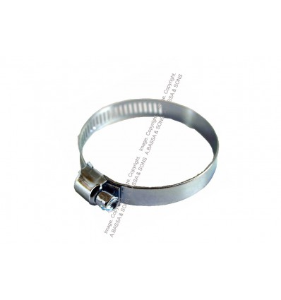 HOSE CLAMPS 25 - 51 MM 50 PIECE IN A BAG