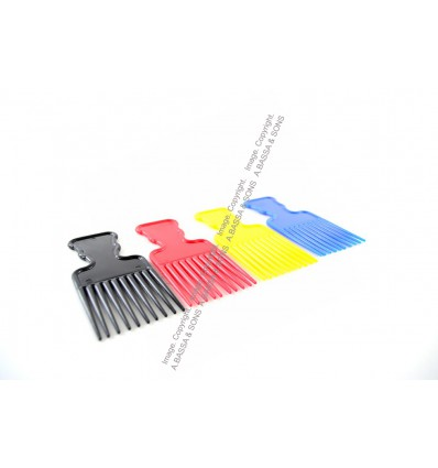 ELITE AFRO COMBS 12 IN PACKET