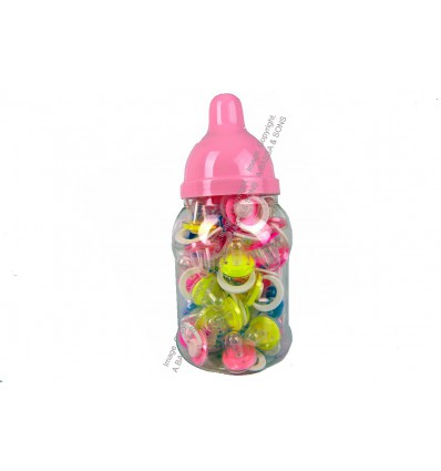 BABY SOOTHERS 50 PC IN BOTTLE