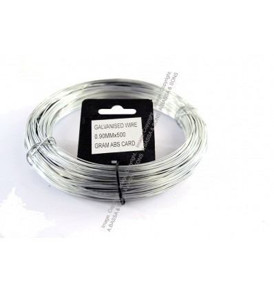 GALV WIRE .90MM X 500 GRAM