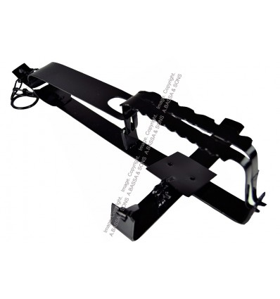 ANIMAL TRAP 450MM FULL BLACK