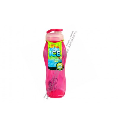 PLASTIC BOTTLE 1000ML ASSORTED COLOURS