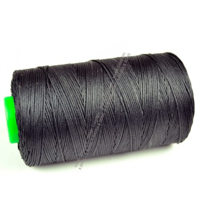 SHOE TWINE NYLON BLACK 1KG ROLL