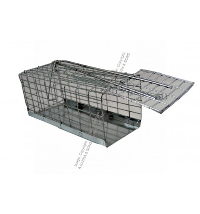 ANIMAL MOUSE TRAP 21X9X9CM CH-632-S