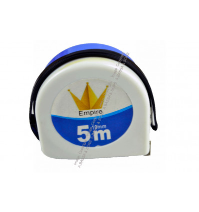 MEASURING TAPE EMPIRE BLUE 3MT