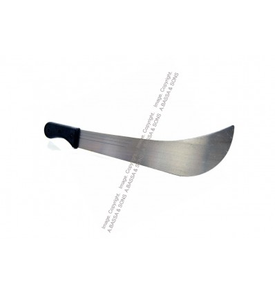 MACHETE 400MM PLASTIC HANDLE M204