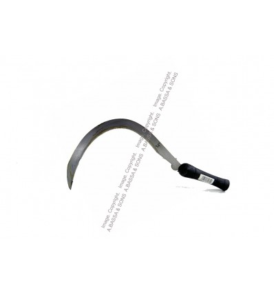 SICKLES PLASTIC HANDLE 350MM