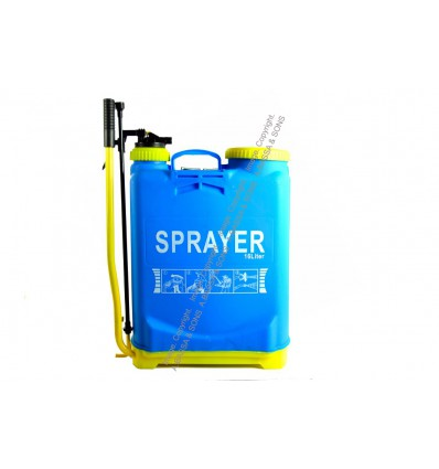 SPRAYER PLASTIC 16LT