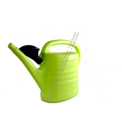 WATERING CAN 5LT PLASTIC