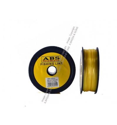 BUILDERS LINE 60LB/80MM YELLOW